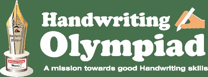 handwriting logo